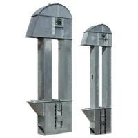 Ковшовые элеваторы (нории) с производительностью 50-175 тонн/час.