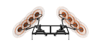 Грабли колесно-пальцевые серия RP-V